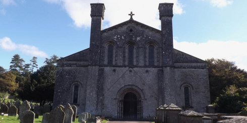 An image of Margam Abbey Theatrical History Tour