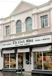 The Clock Store